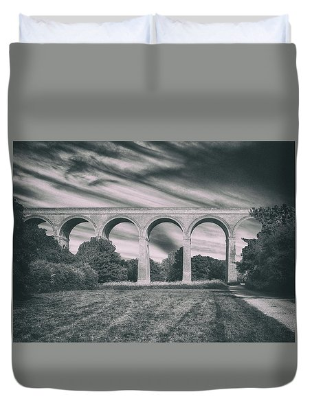 The Viaduct Duvet Cover