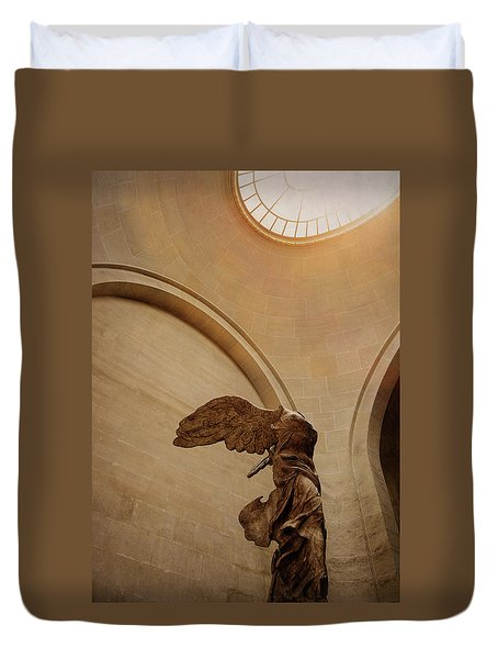 The Victory Duvet Cover by JAMART Photography
