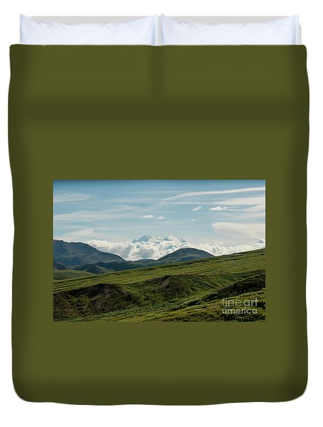 The View Duvet Cover