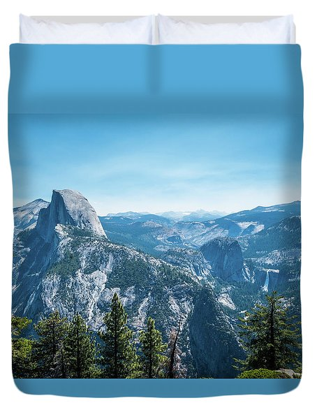 The View- Duvet Cover