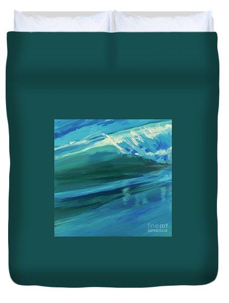 The Wake Duvet Cover