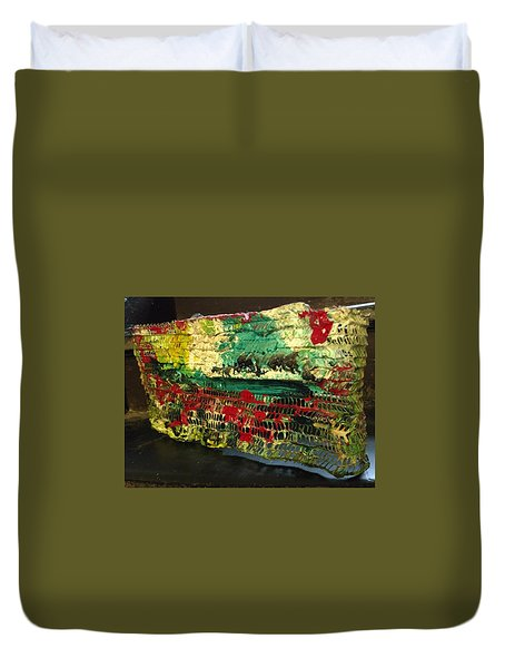The Wall Proposed Duvet Cover