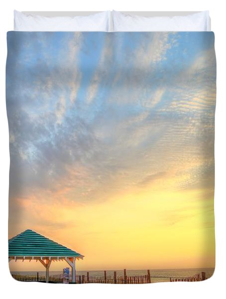 The Warmth Of The Sun Duvet Cover