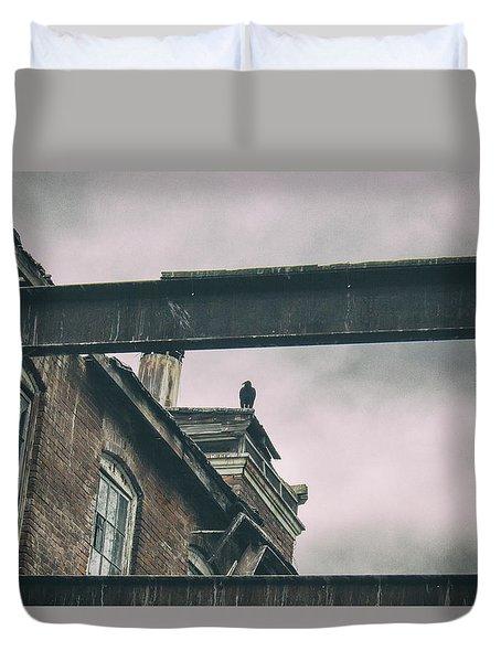 The Watcher Duvet Cover