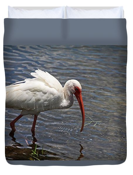 The Water's Edge Duvet Cover