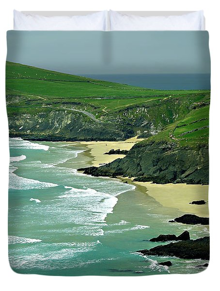 The West Coast Of Ireland Duvet Cover
