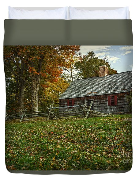 The Wick House Duvet Cover