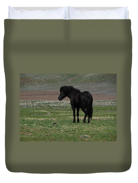 The Wild One Duvet Cover