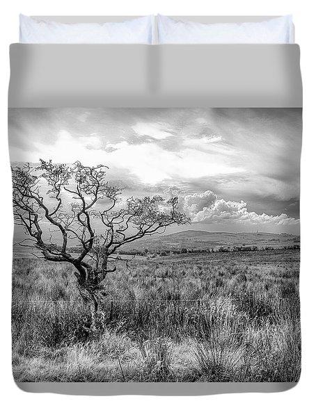 The Windswept Tree Duvet Cover