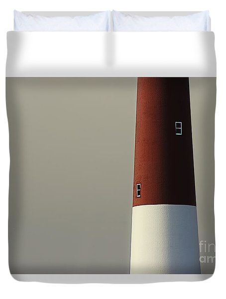 Duvet Cover featuring the photograph The Winter Tide by Dana DiPasquale