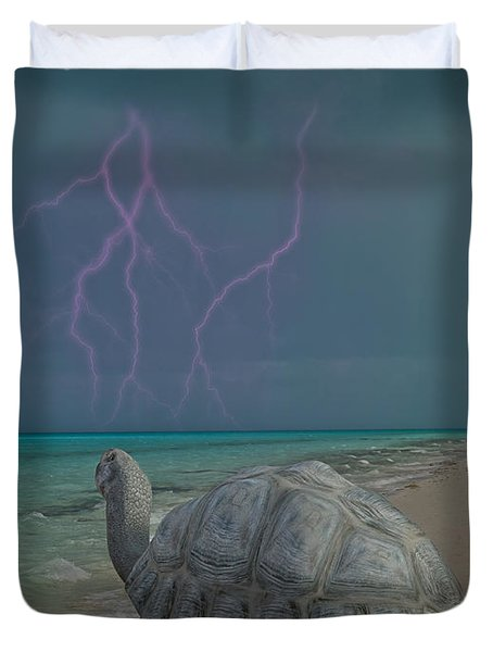 The Wonders Of Mother Nature Duvet Cover