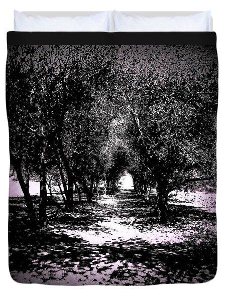 The Woods 5 Version 2 Duvet Cover