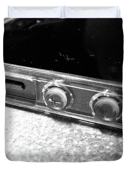 The Work Phone Duvet Cover