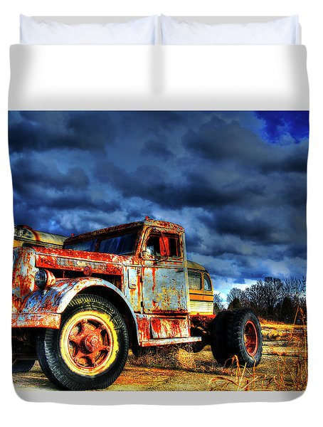 The Workhorse Duvet Cover