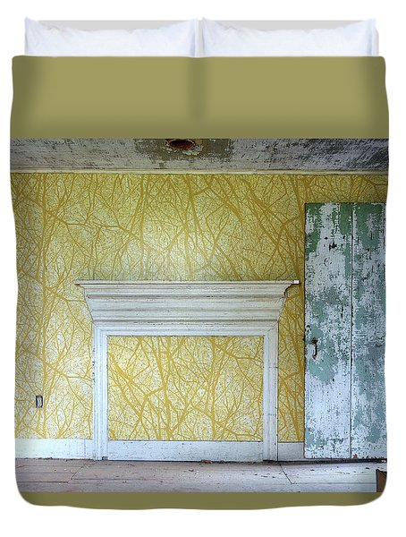 The Yellow Room No.3 Duvet Cover