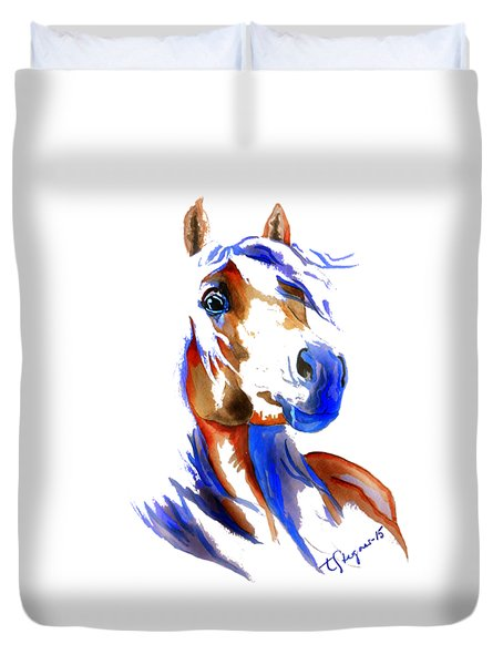 The Young Rebel Duvet Cover
