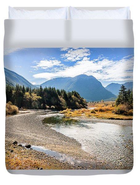 Thelwood Creek Fall Duvet Cover
