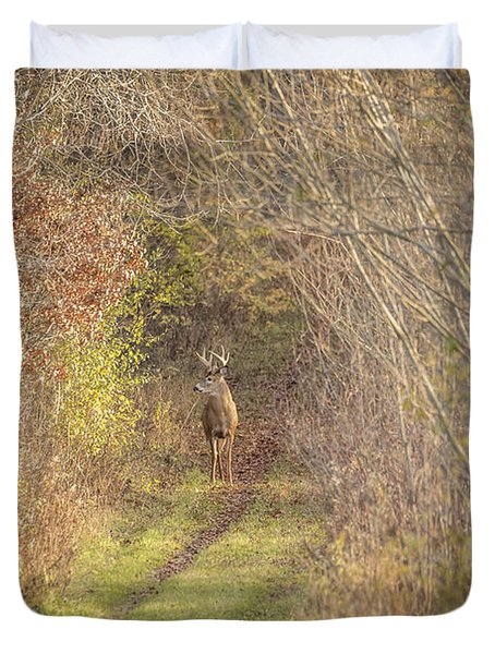 There He Is 2015-2 Duvet Cover