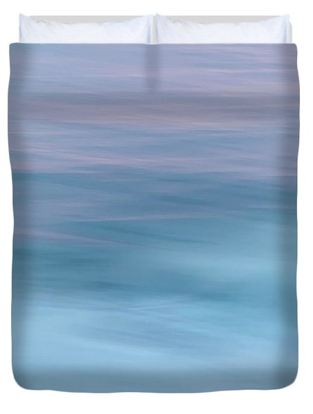 There Is A Calm Duvet Cover