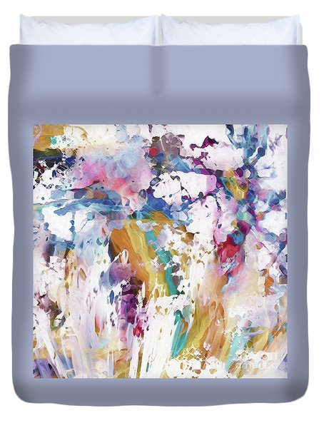 There Is Still Beauty To Behold Duvet Cover