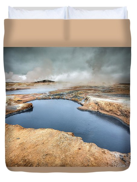 Thermal Activity Duvet Cover