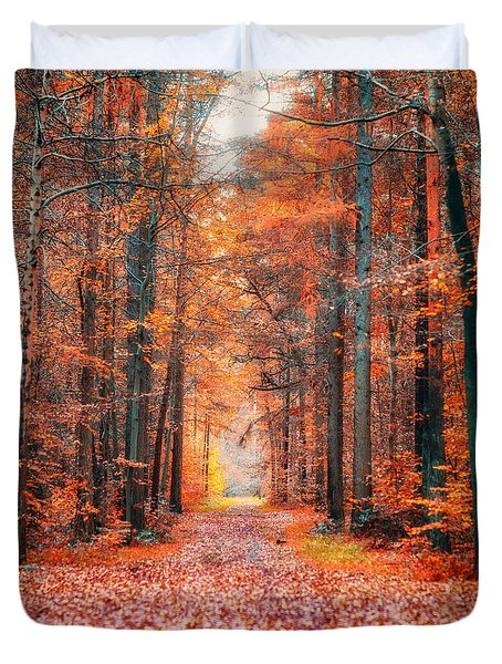 Thetford Forest Duvet Cover