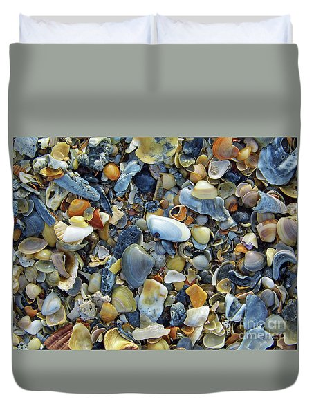 They Are All Different Duvet Cover by D Hackett