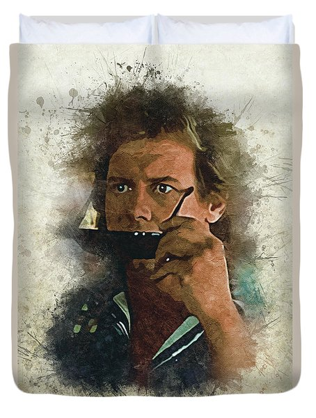 They Live? Duvet Cover
