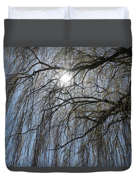 Thick And Thin -  Duvet Cover