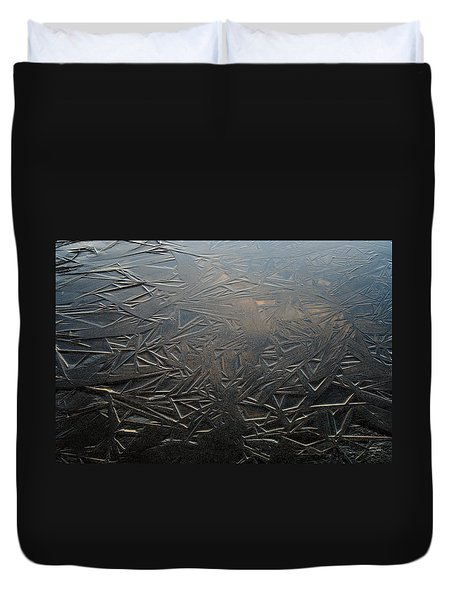 Thin Dusk    Duvet Cover