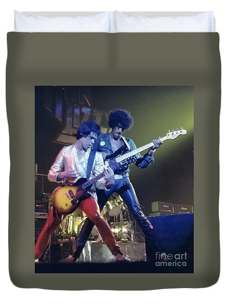 Thin Lizzy 2 Duvet Cover