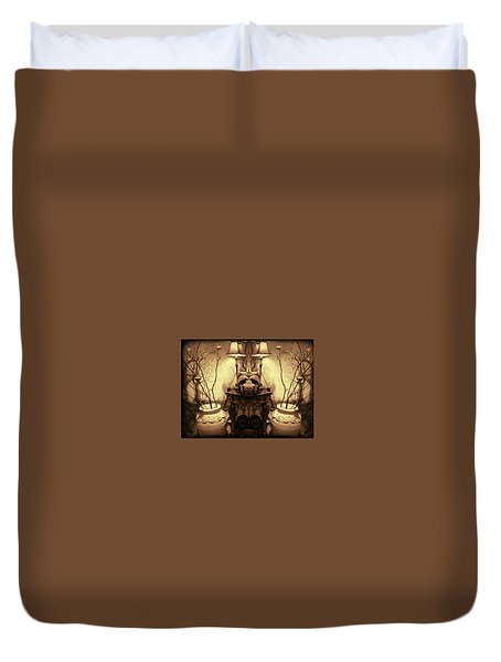 Things Of Which All Witches Dream Duvet Cover