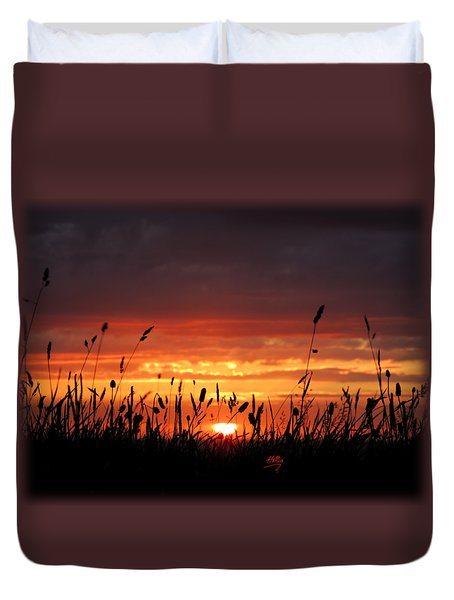 Thinking Of You Duvet Cover