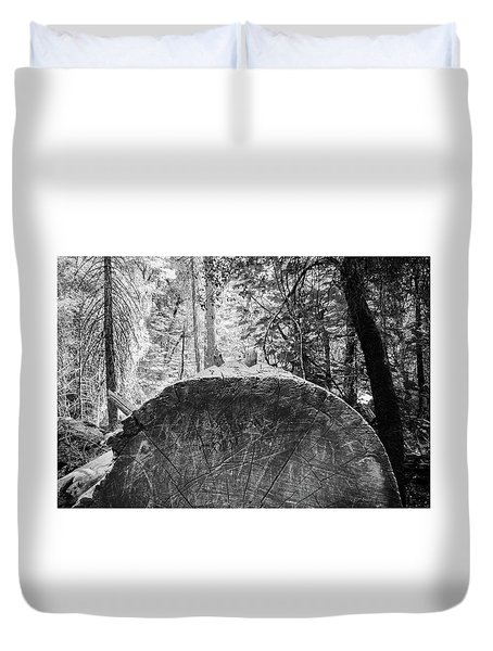 Thinking Tree- Duvet Cover