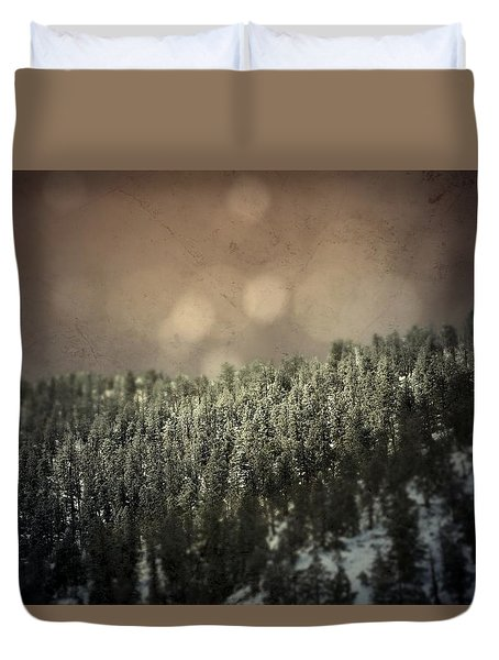Third Breath  Duvet Cover