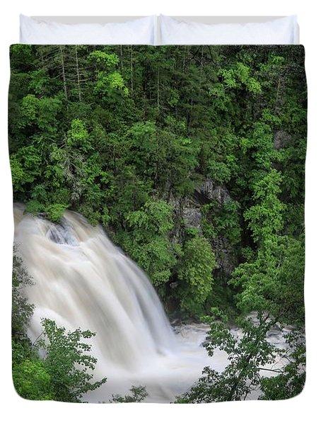 Third Falls Duvet Cover