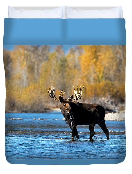 Thirst Quenching Duvet Cover