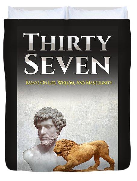 Thirty Seven Duvet Cover