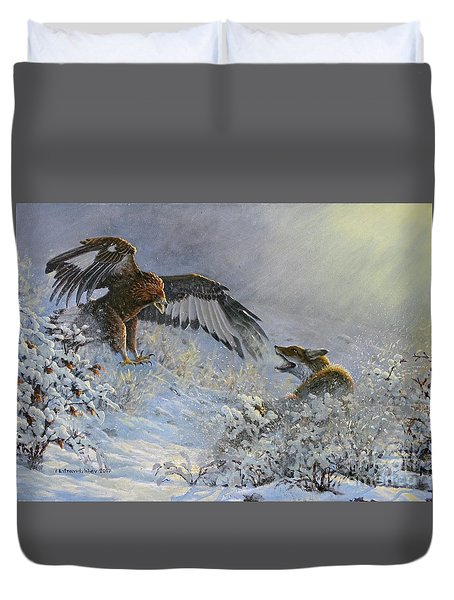 This Difficult Life Duvet Cover