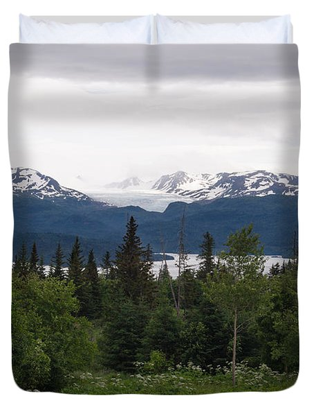 This Is Alaska Duvet Cover