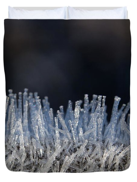 This Is Frost Duvet Cover