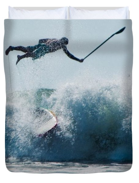 This Is Going To Hurt Duvet Cover by Steven Natanson