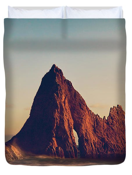 This Need In Me Duvet Cover