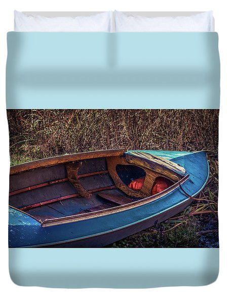 This Old Boat Duvet Cover