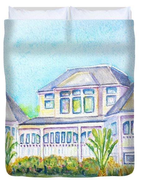 Thistle Lodge Casa Ybel Resort  Duvet Cover