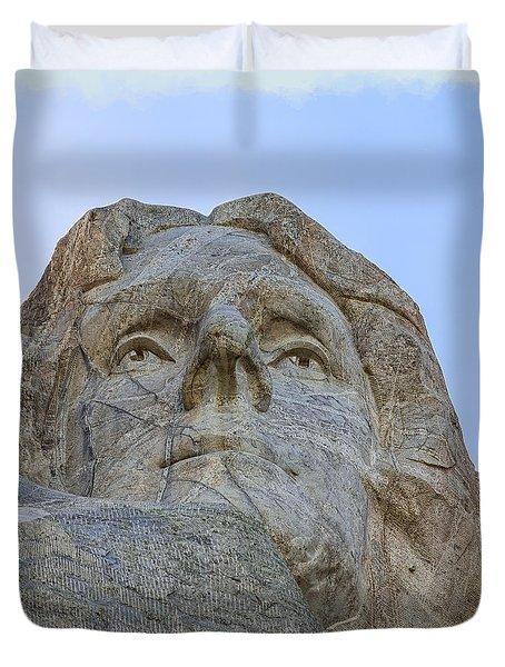 Thomas Jefferson 2 Duvet Cover