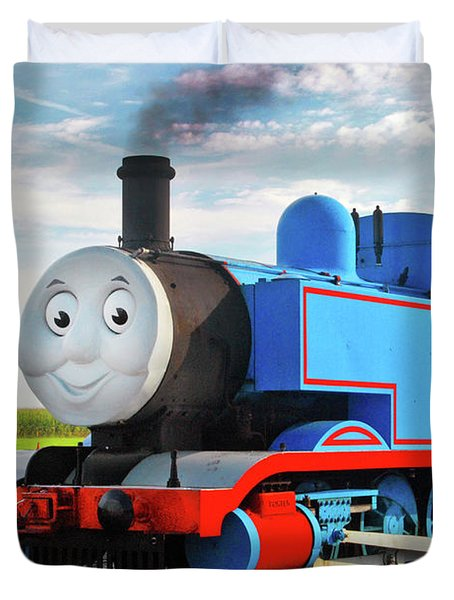 Thomas The Train Duvet Cover