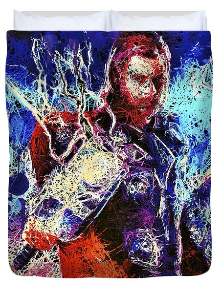 Thor Charged Up Duvet Cover
