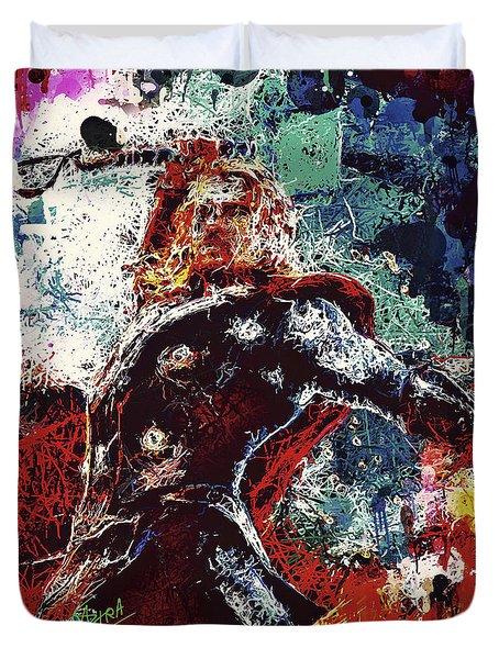 Thor  Duvet Cover