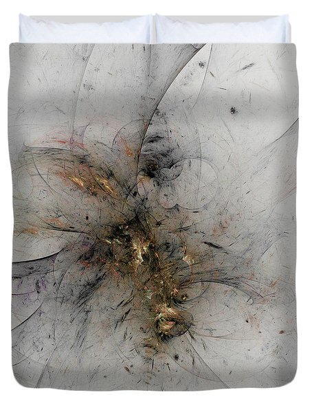 Thought I Knew You Duvet Cover
